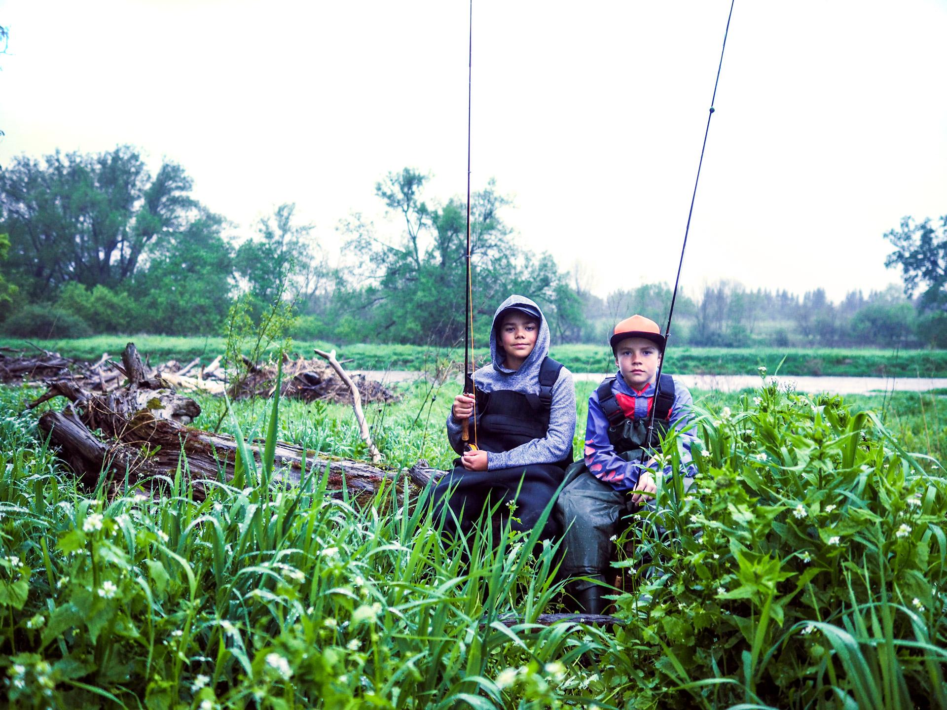 Soziales Netzwerk für Angler