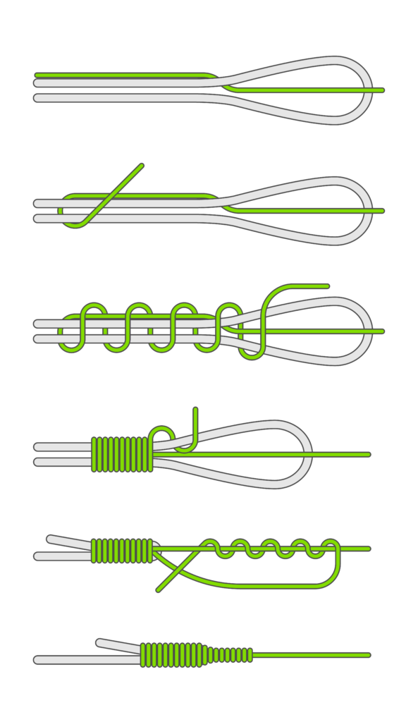 Verbesserter Albright-Knoten
