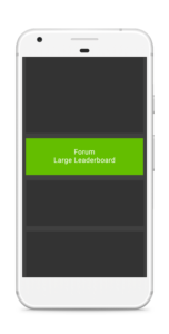 Werbung Forum Large Leaderboard