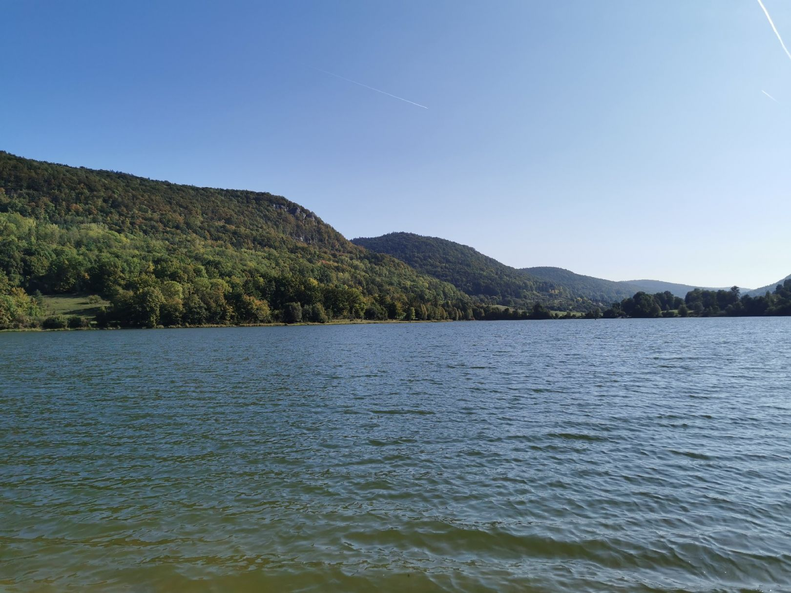Happurger Stausee angeln
